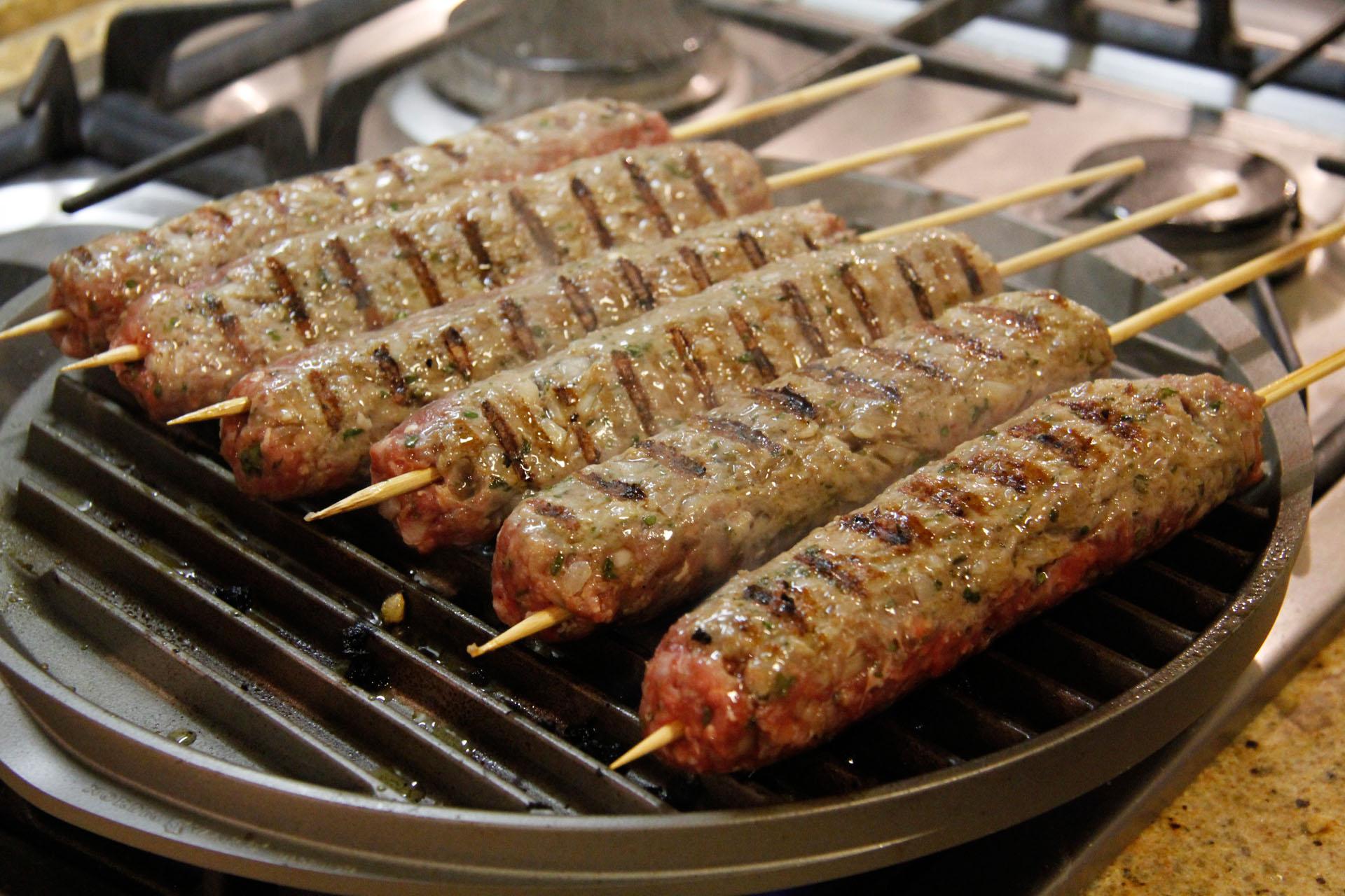 Люля-кебаб на сковороде: блюдо для сытой лени или как 69