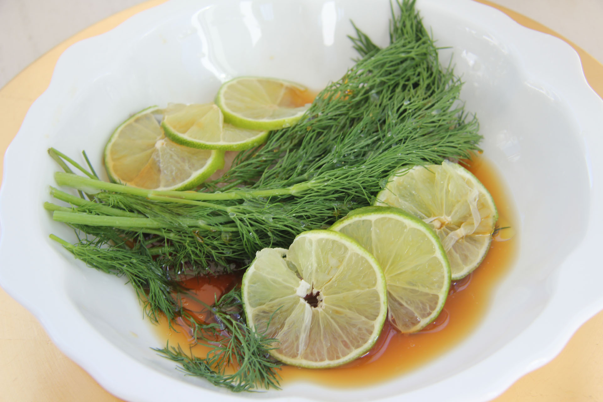 3 Minute Steamed Yellowtail - Fangalicious